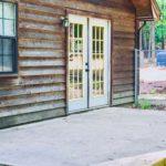 Family Cabin Patio